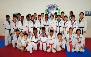 MSSD Taekwondo Klang 2011
